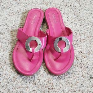 GUC - Pink Sandals